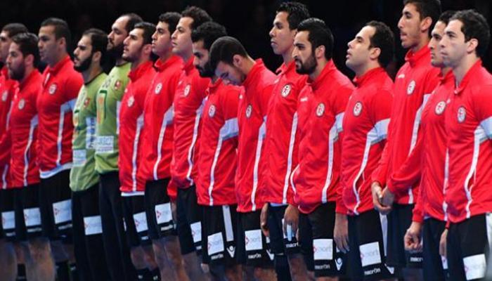 مباراة مصر الاولمبي امام البرتغال الاولمبي طوكيوز اليد