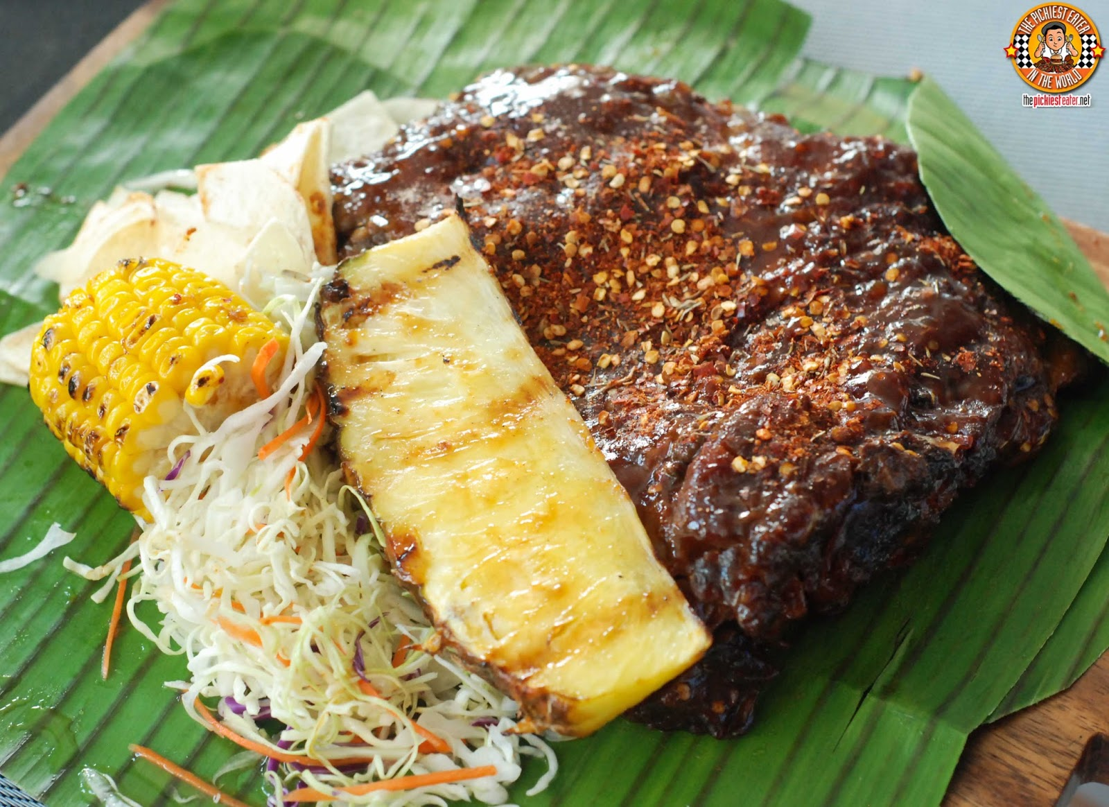 THE PICKIEST EATER IN THE WORLD: ALOHA, FROM THE ORIGINAL ...