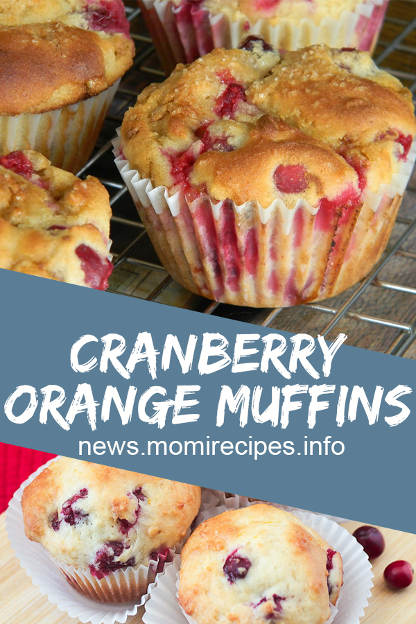 Cranberry Orange Muffins | dessert, dessert recipes, easy dessert recipes, easy desserts, dessert dishes, desserts to make, desserts recipes, easy baking recipes, easter desserts, easy desserts to make, dessert ideas, holiday desserts, quick and easy desserts, quick desserts, healthy desserts, simple desserts, fruit desserts, yummy desserts. #cranberry #orange #muffins #cake #desserts
