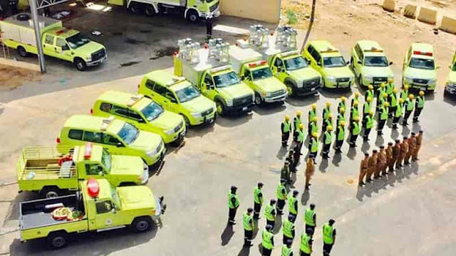 Saudi Civil Defense warns of 4 Violations, Violators will be Fined, Deportation on Repetition - Saudi-Expatriates.com