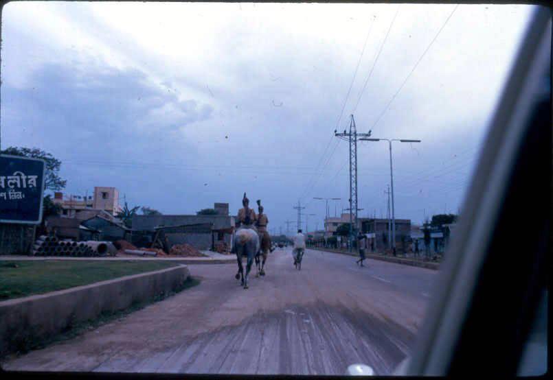 Street Scenes of Dhaka, Bangladesh (Then East Pakistan) - 1960's