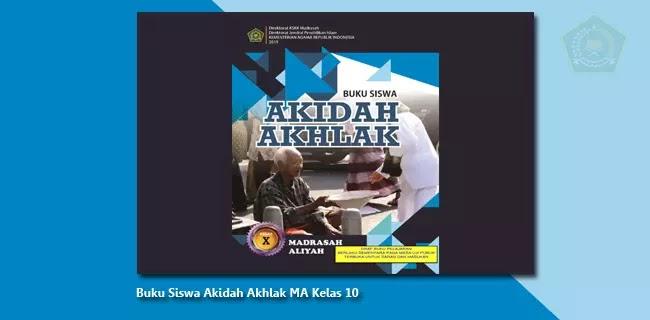 Buku Siswa Akidah Akhlak MA Kelas X (10)