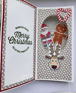 Cookie Cutter Christmas Card