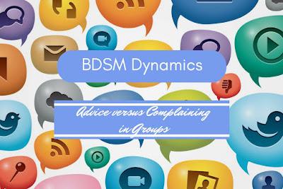 bdsm dynamics