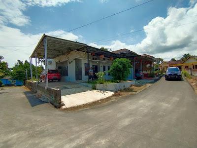 Jual Rumah Fasilitas Lengkap di Pangkalpinang, Harga Murah Halaman Luas, Samping Jalan Raya, Kurniawan +62 819-3205-7899