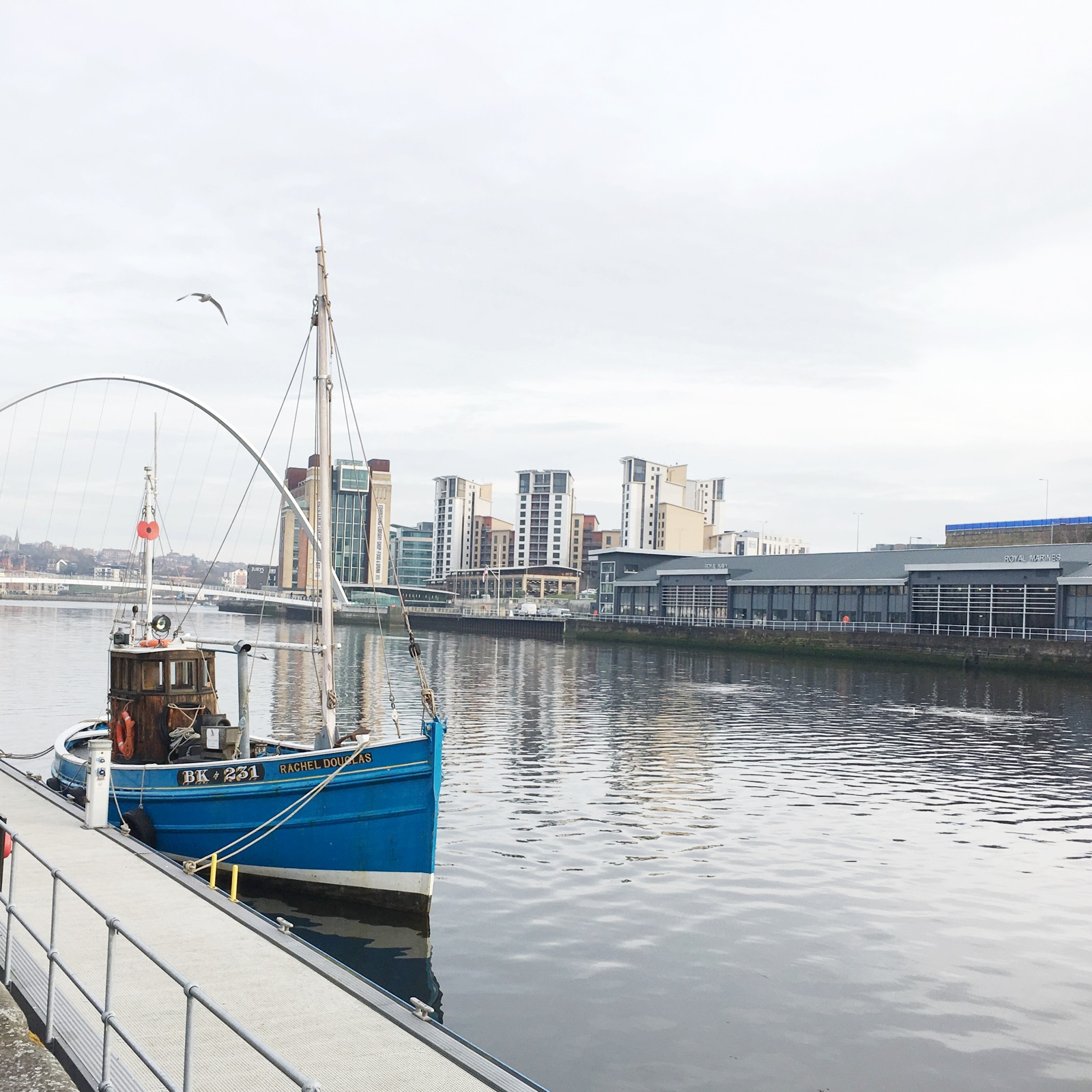 8 Things I've Learned Living in Newcastle - River Tyne