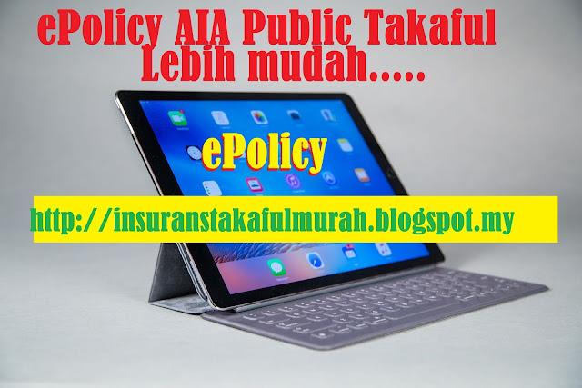 ePolicy AIA Public Takaful