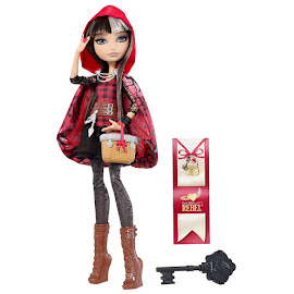 EAH Core Royals & Rebels Cerise Hood Doll