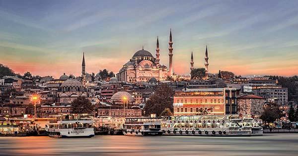 Paket wisata halal turki kota istanbul