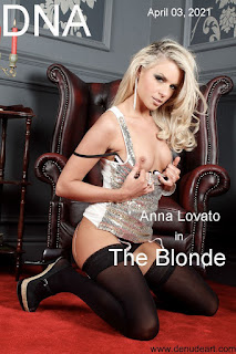 [DeNudeArt] Anna Lovato - The Blonde