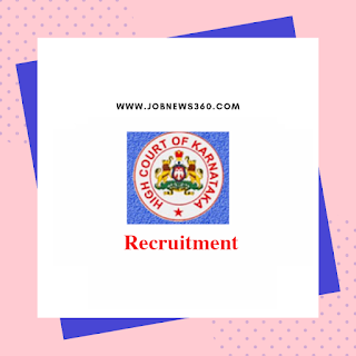 Karnataka High Court Recruitment 2020 for Assistant Court Secretary