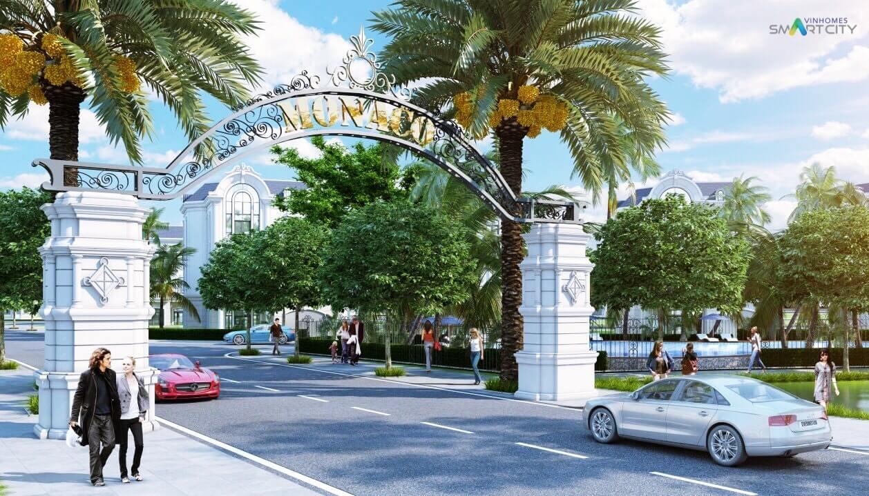 Không gian sống an lành của Vinhomes Smart City Tây Mỗ