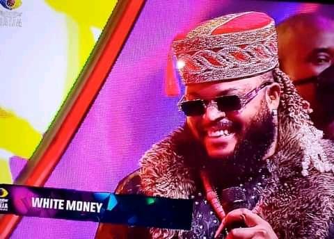 BBNaija: Am Proud Of You My Son, White Money Mum Say.