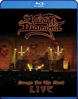 King Diamond: Songs for the Dead [BD25]