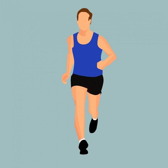 दौड़ लगाने से होते है ये अद्भुत फायदे।