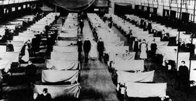 Pandemi 1918 Flu Spanyol