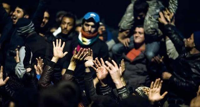 Κράτος εν κράτει οι παρακρατικοί «αλληλέγγυοι» και «αντιρατσιστές» που λειτουργούν υπό κυβερνητική προστασία - ΒΙΝΤΕΟ