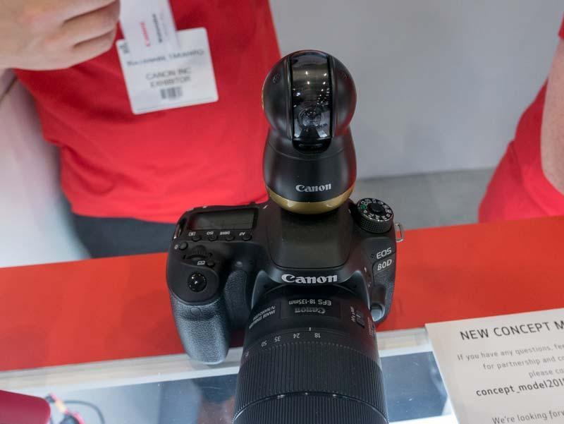 Камера Canon c поворотной головкой