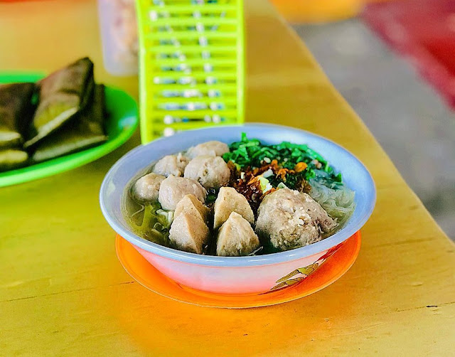 Bakso Aneka 99 Solo by @gtofoodies