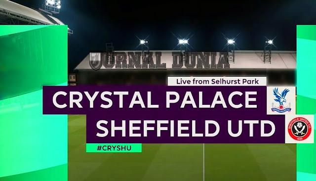 Prediksi Crystal Palace Vs Sheffield United