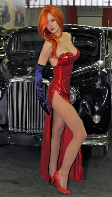 who framed roger rabbit cosplay