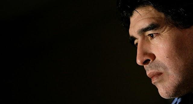 History : The angel has returned home.Football Legend Diego Maradona Passes Away Aged 60