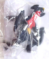 Shiny Garchomp figure Tomy Monster Collection 2009 Promo
