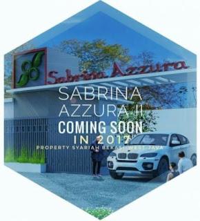 Rumah syariah di Bekasi Sabrina Azzura 2