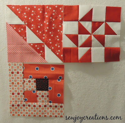 blocks 37 38 and 39 from Next Step Quilt Designs