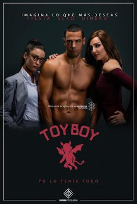 Toy Boy (TV Series) S01 DVD HD Spanish 4DVD