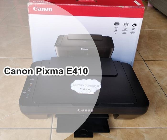 Canon Pixma E410 - IGvictory_computer