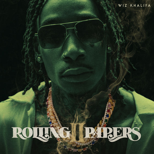 Wiz Khalifa - Rolling Papers 2 Cover