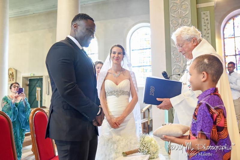 bénédiction des alliances mariage
