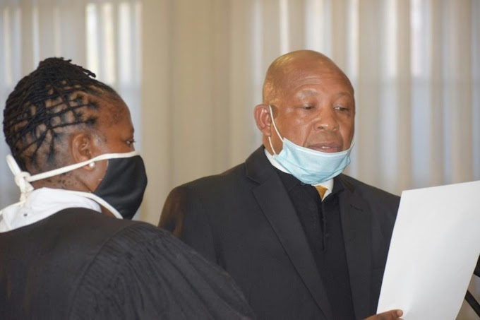 Lesotho's new Prime Minister Moeketsi Majoro sworn in after Thomas Thabane's resignation