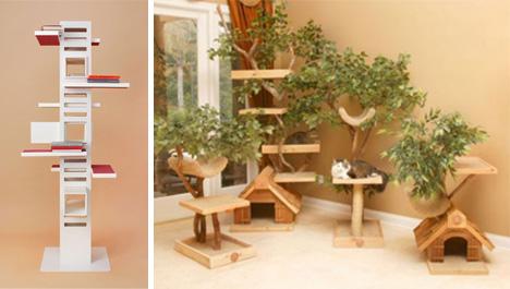 25 casas y h bitats asombrosos para tu mascota rinc n abstracto - Casas para gatos baratas ...