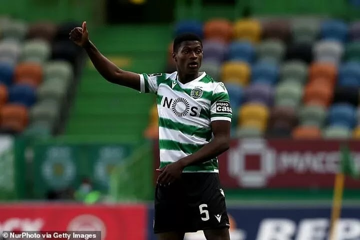 Man Utd contact Sporting Lisbon over potential £52m deal for Nuno Mendes