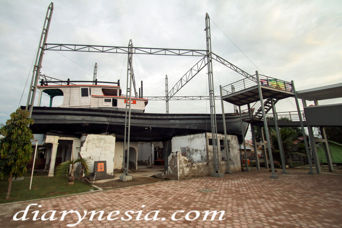 tsunami museum aceh tourism, must visit in aceh, tourist attraction in aceh, diarynesia