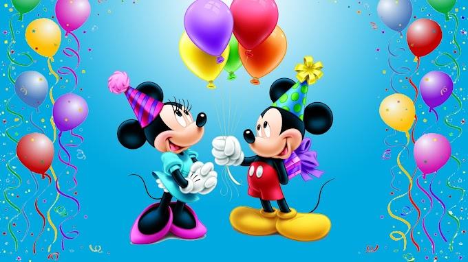 Tema Mickey e Minnie Aniversario