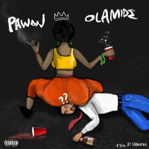 "Olamide – ""Pawon"" (Prod. By Cracker Mallo) - www.mp3made.com.ng"