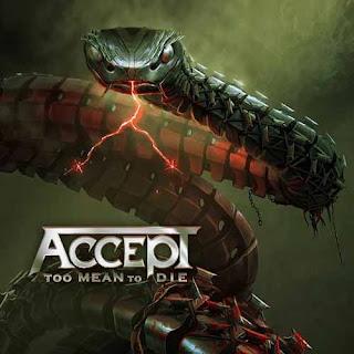 """Ο δίσκος των Accept """"Too Mean To Die"""""""