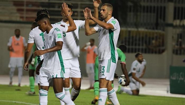 موعد مباراة الجزائر وبوركينا فاسو في تصفيات كاس العالم