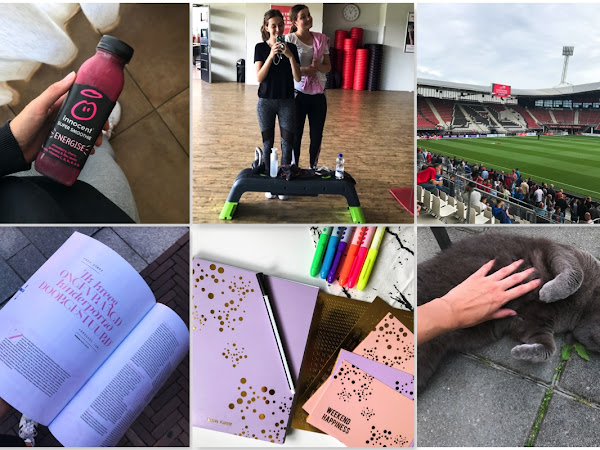 Sporten, CosmoGIRL, voetbalwedstrijd en Dunkirk | Life as Chelsey