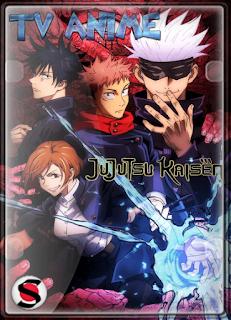 Jujutsu Kaisen (Temporada 1) HD 1080P SUBTITULADO