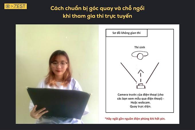 Thi năng khiếu vẽ Online - kỳ thi mới mẻ chưa từng có