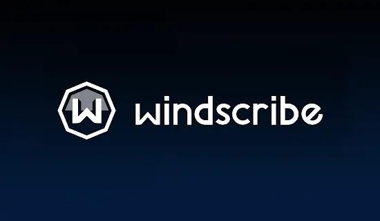 Windscribe أفضل VPN مجاني
