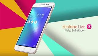 Cara Reset Ulang Asus Zenfone Live ZB501KL Lupa Pola dan Pin