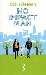Couverture du livre No Impact man