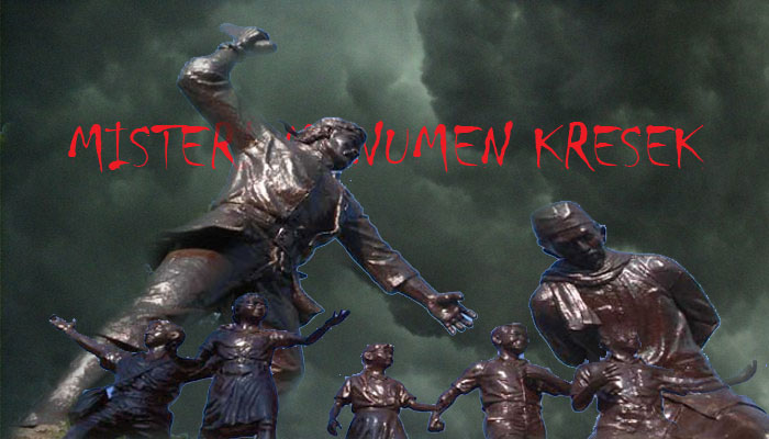 Cerita Mistis di Monumen Kresek Madiun