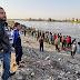 غرق طالب بنهر النيل فى طهطا طفلة بترعة فى دار السلام