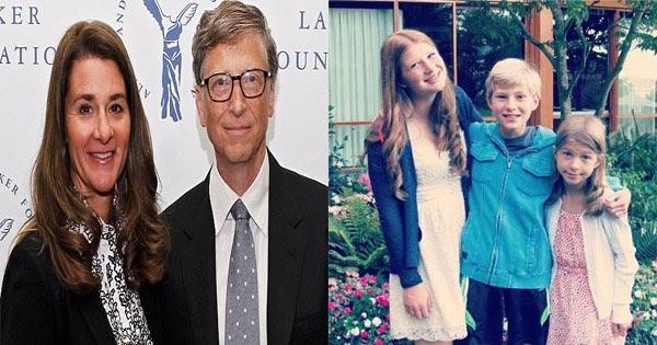 Bill Gates Larang Anaknya Pakai Smartphone Sampai Berusia 14 Tahun